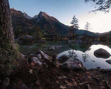 Hintersee im Herbst von Thomas Weber