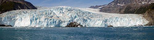 Aialik Gletsjer Alaska  van