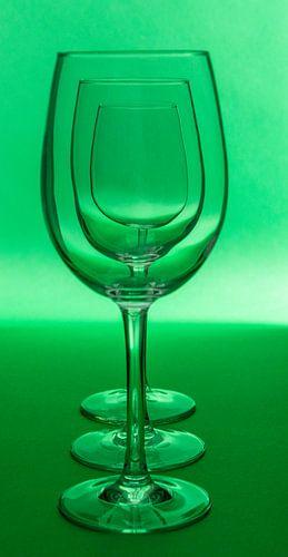 Groene glazen