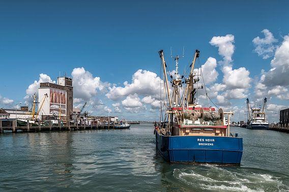 Vissershaven Breskens van Ellen Driesse