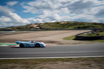 Porsche 917 Gulf 02 von Arjen Schippers