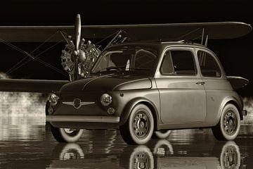 Fiat Abarth 595 die Sportversion des Fiat 500