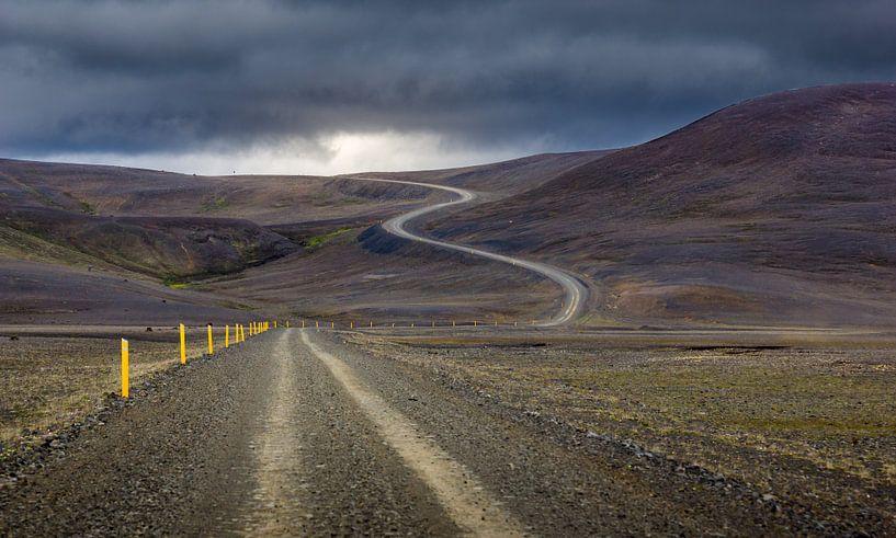 Road to the Sun van Steven Driesen