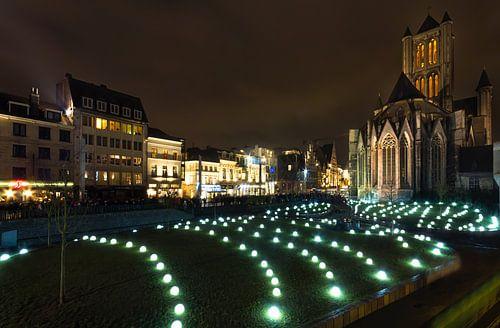 Licht festival Gent
