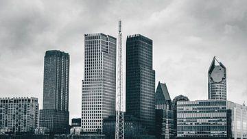Skyline Den Haag von Sonny Vermeer