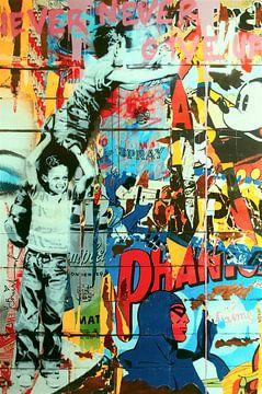 Art de rue - Garçons sur Rudy & Gisela Schlechter