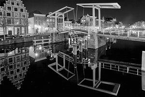 Grabsteinbrücke - Haarlem von Alex C.