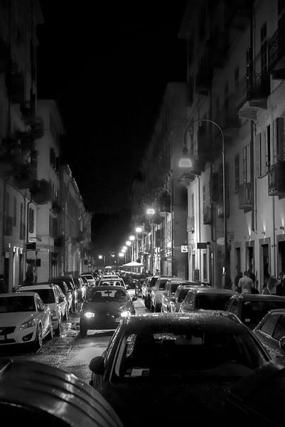 Streets of Turin van Billy Cage