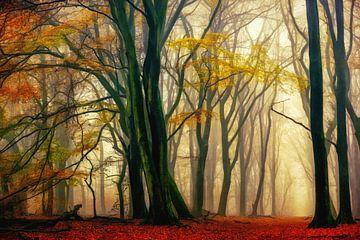 In Liebe mit dem Herbst von Lars van de Goor