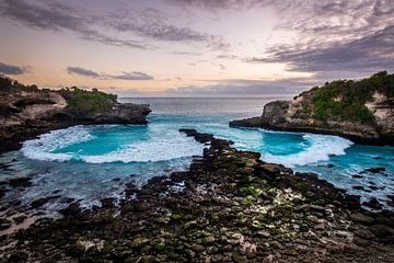 Blue Lagoon Bali van Ellis Peeters