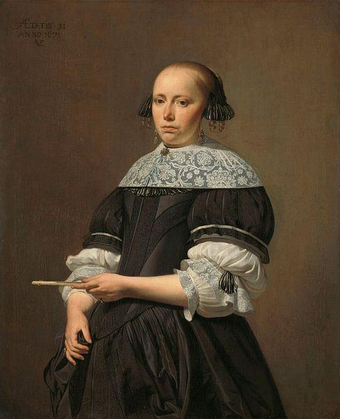 Elisabeth van Kessel, Caesar Boethius van Everdingen von Meesterlijcke Meesters