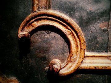 Tür-Detail  von Ilona Picha-Höberth