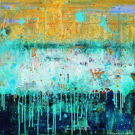 Abstract Paint-Ing van Atelier Paint-Ing