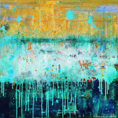 """Abstrakte Malerei - Abstract """"Paint-Ing"""" von Atelier Paint-Ing"""