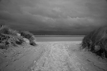 Strand und Dünen von Wytze Plantenga