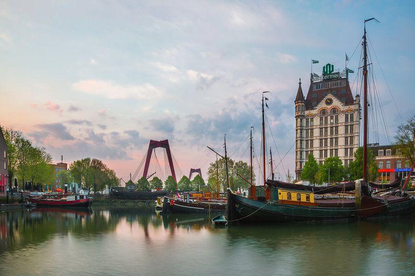 Oude Haven van Prachtig Rotterdam