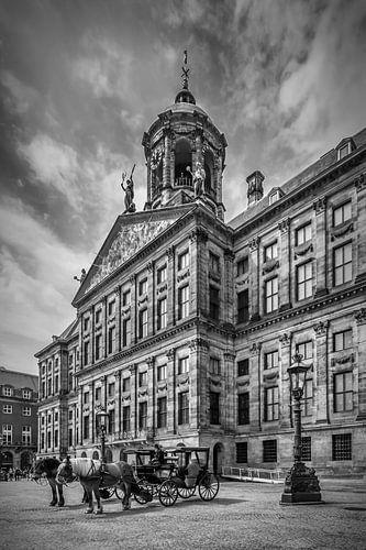 AMSTERDAM Koninklijk Paleis van Melanie Viola