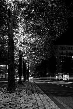 Heerlen by night von Bas Stijntjes