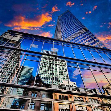 Skylines  Frankfurt am Main von Dusan Pintner