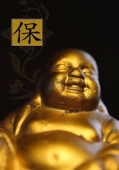 Buddha van Rosi Lorz