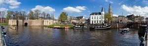 Panorama Historisch Breda Spanjaardsgat van