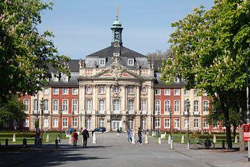 Paleis, Prins Bisschopspaleis, Universiteit, Münster van Torsten Krüger