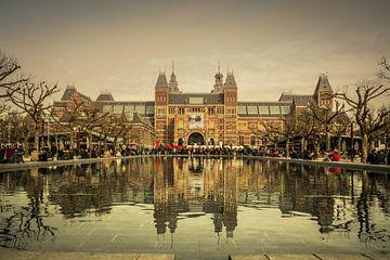 Rijksmuseum Amsterdam van Jacqueline Kroezen