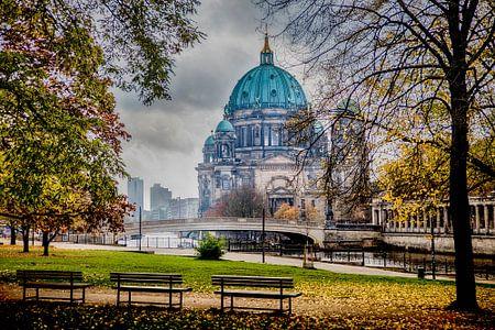 Berliner Dom von Freddy Hoevers