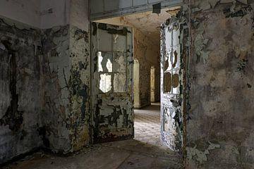 Open deur van Matthijs Dijk