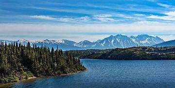 Op weg naar Alaska, Canada van Rietje Bulthuis