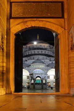 Blaue Moschee von Antwan Janssen