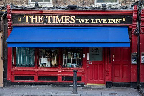 The Times we live inn van Hilda Weges