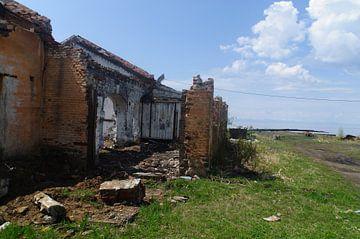 ruine van huis von Robert Lotman