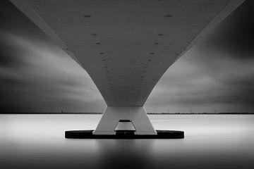 Zeelandbrücke 2 von FL fotografie