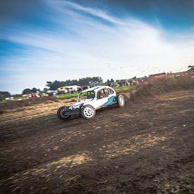 Autocross sur Marco Bakker