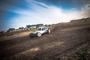 Autocross van