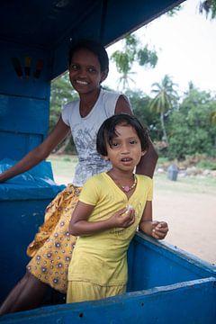 jeugd van Sri Lanka van Rony Coevoet