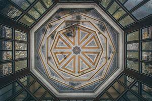 Symmetrisch Plafond van