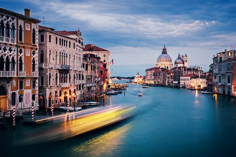 Venice - Canal Grande van Alexander Voss
