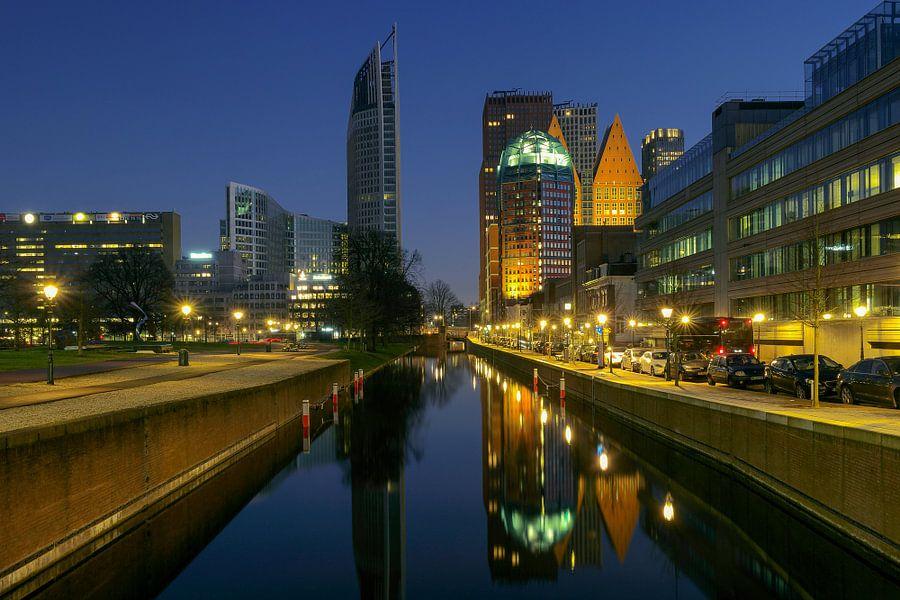 Den Haag: De andere skyline van Erik Brons