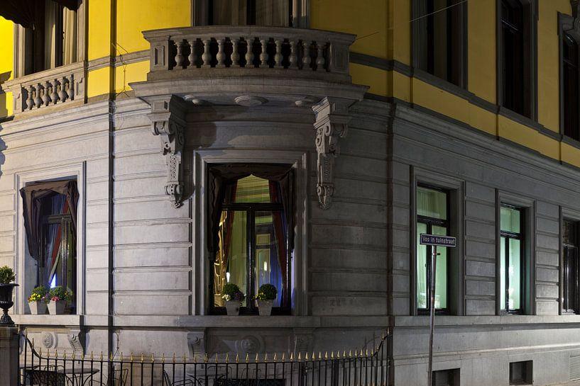 Hotel Des Indes in Den Haag van Raoul Suermondt