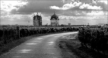 Landschap Frankrijk von Anuska Klaverdijk