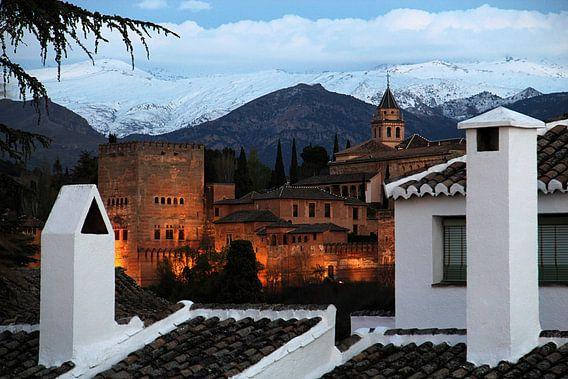 Alhambra bij nacht III