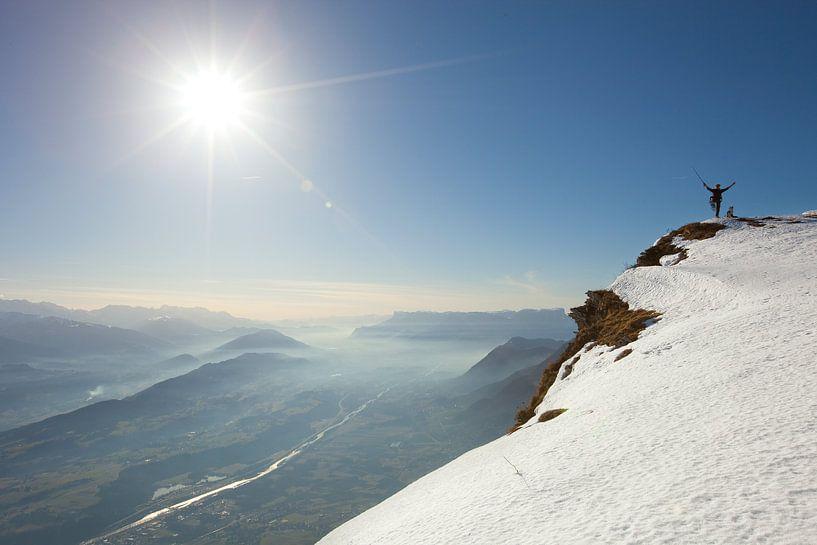 Col de Arclusaz van Menno Boermans