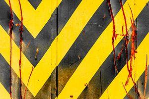 Warning Sign van