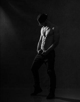 Das sexy Muskelbündel und der Schatten