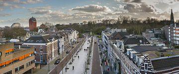 Breda omgeving treinstation van Paula van der Horst