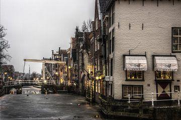 Oud Alkmaar 2 van Mike Bing