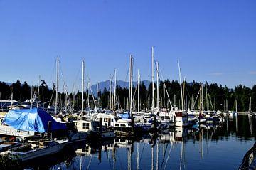 Haven in Vancouver Canada von Jurgen Hermse