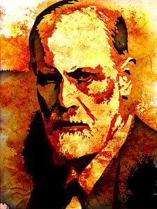 Sigmund Freud van